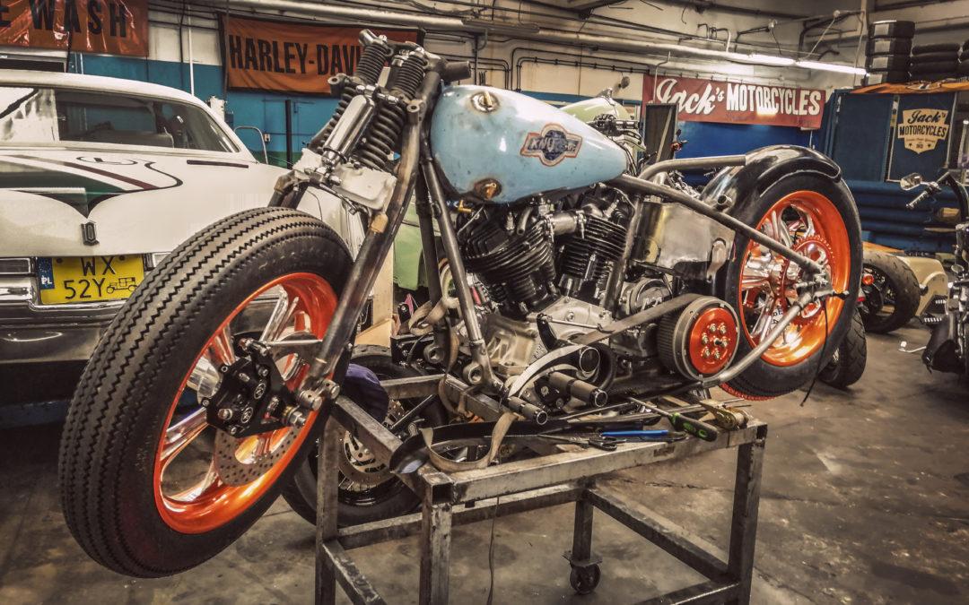 Jack's Motorcycle. Twój zaufany serwis Harley-Davidson w Warszawie