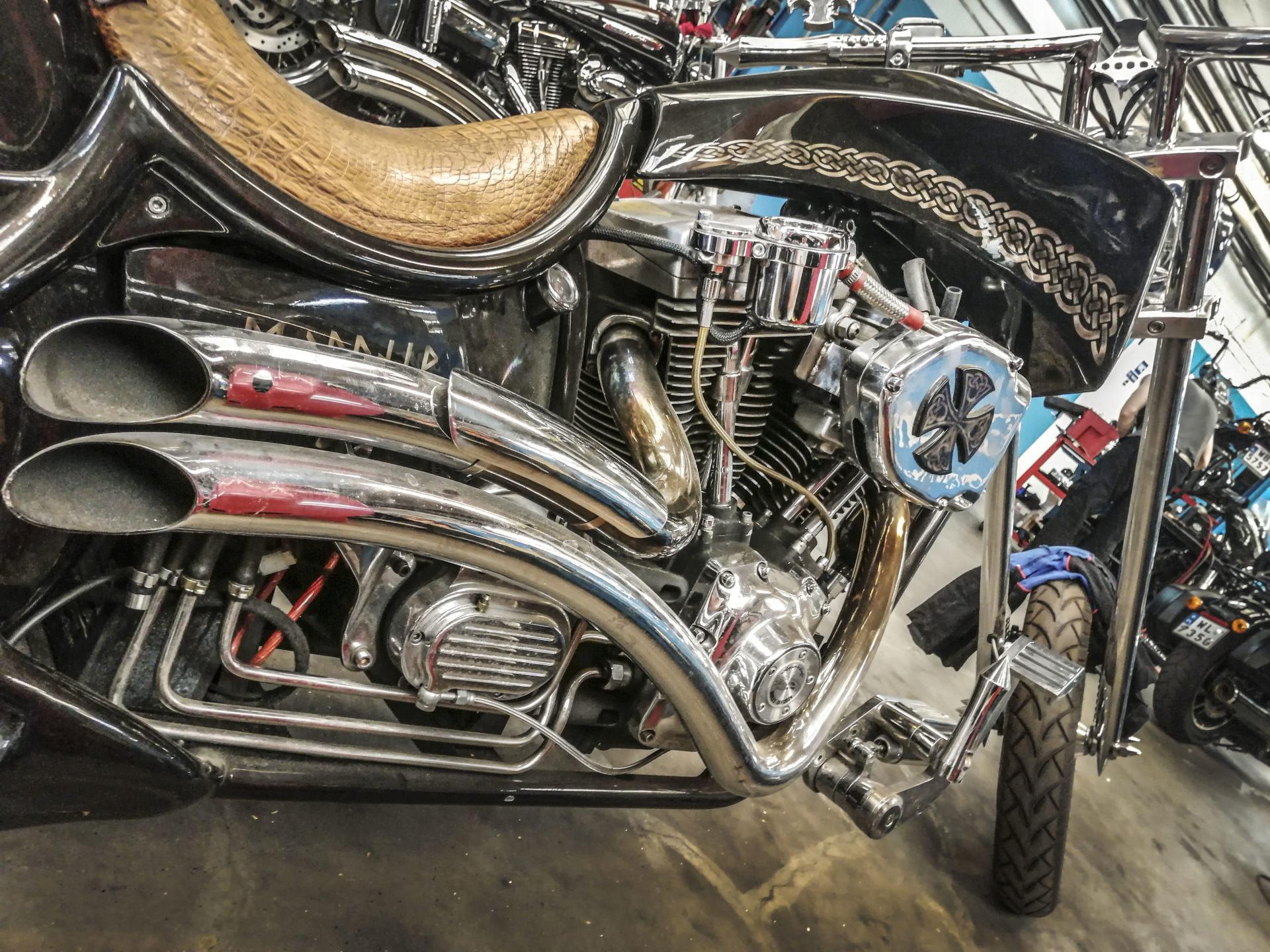 Jack's Motorcycle wypożyczalnie motocykli w Warszawie