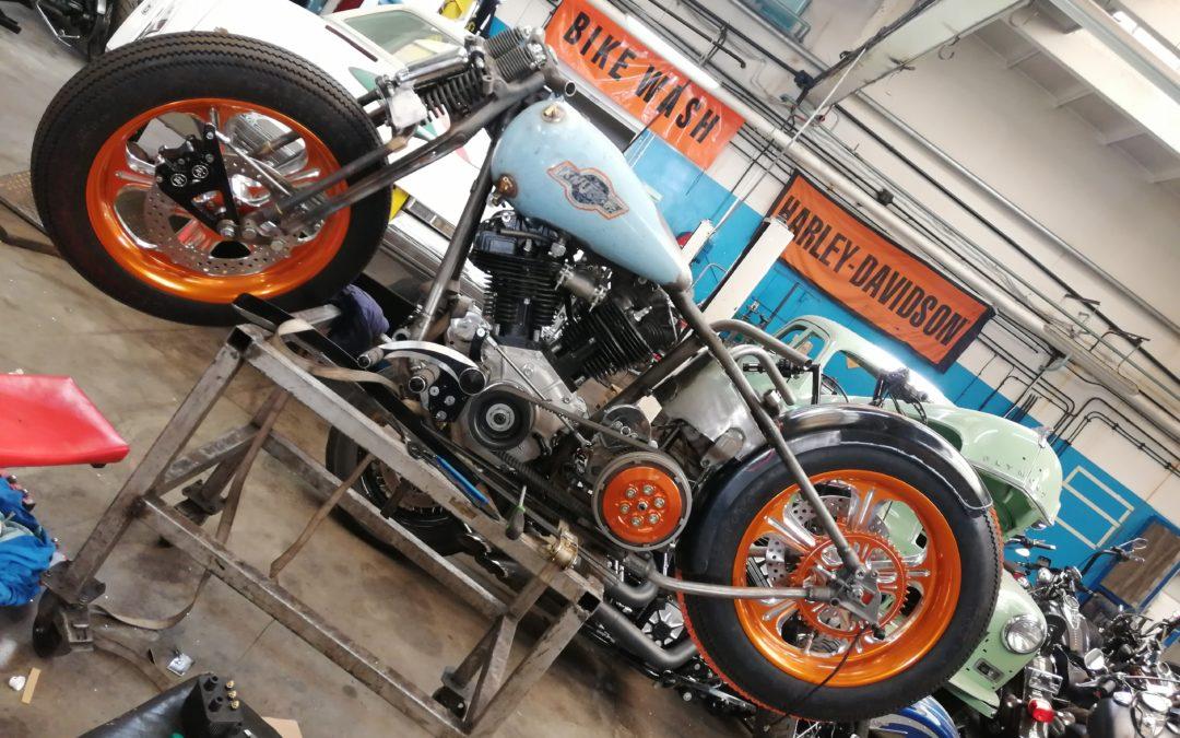Tuning motocykla Harley-Davidson? Tylko Jack's Motorcycle!