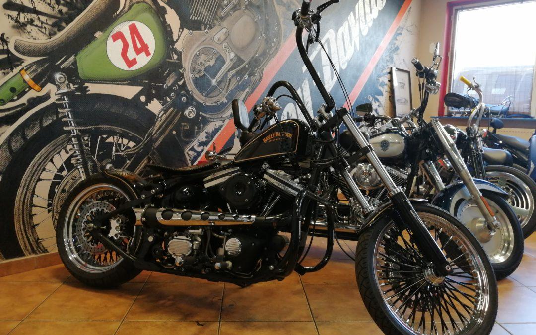 Garaż na zimę? Zostaw swój motocykl w Jack's Motorcycle i zapomnij o problemach